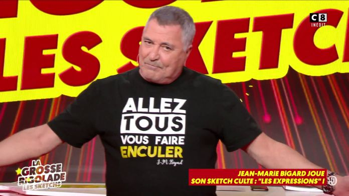Jean-Marie Bigard - Les expressions