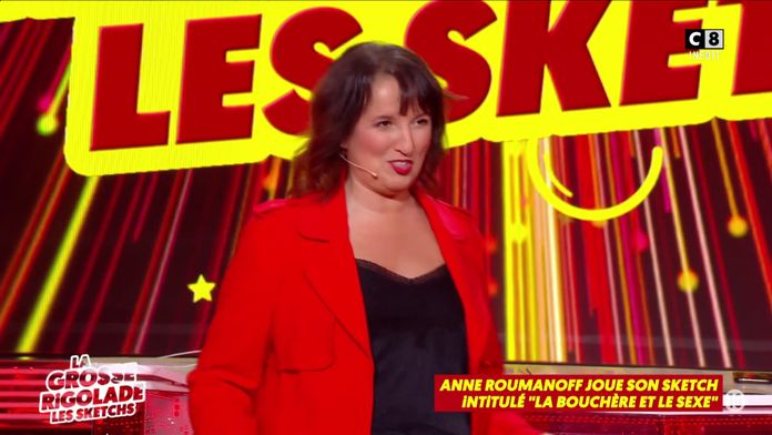 Anne Roumanoff - La bouchère et le sexe