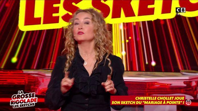 Christelle Chollet - Mariage à points