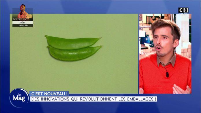 Des innovations qui révolutionnent les emballages !