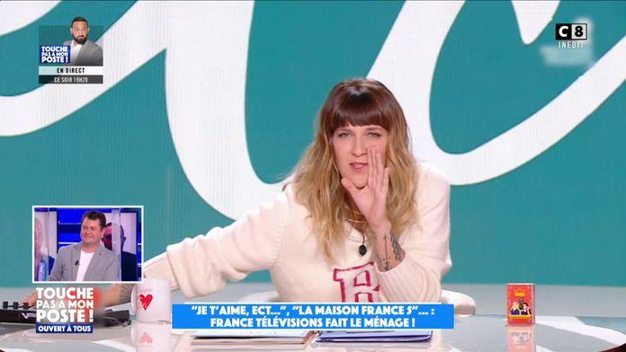 Le grand ménage à France Télévisions : Je t'aime, etc, La maison France 5, Silence ça pousse...