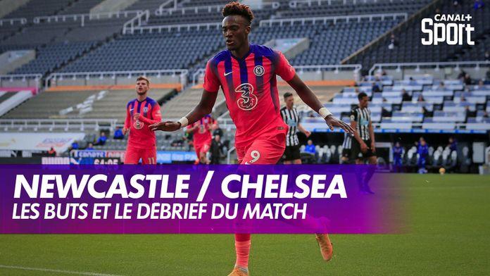 Newcastle / Chelsea : les buts et le débrief : Premier League, 9ème journée