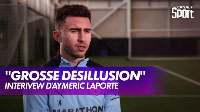 """Aymeric Laporte : """"La sélection, une grosse désillusion' (Interview) : Premier League"""