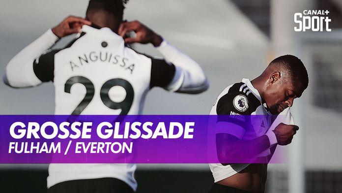 Fulham / Everton : Le pénalty gag manqué par Cavaleiro : Premier League