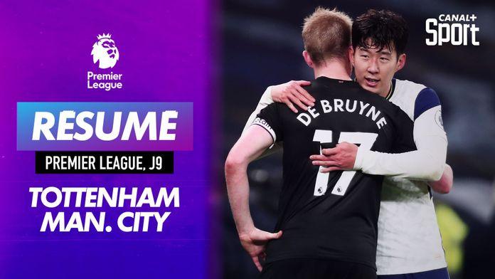 Le résumé grand format de Tottenham / Manchester City : Premier League