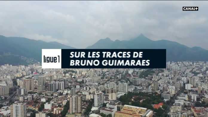 Sur les traces de Bruno Guimares : Ligue 1 Uber Eats