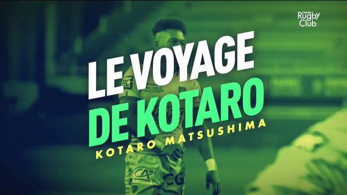 """""""Le voyage de Kotaro"""" : Canal Rugby Club"""