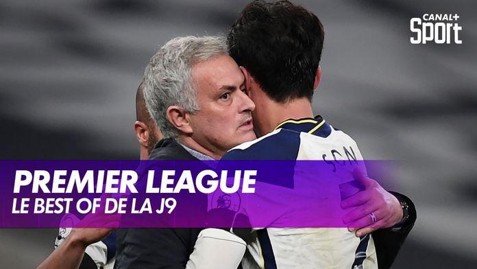Le best of de la J9 de Premier League