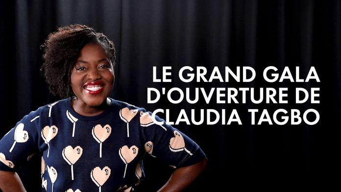 Le grand gala d'ouverture de Claudia Tagbo au Montreux Comedy Festival