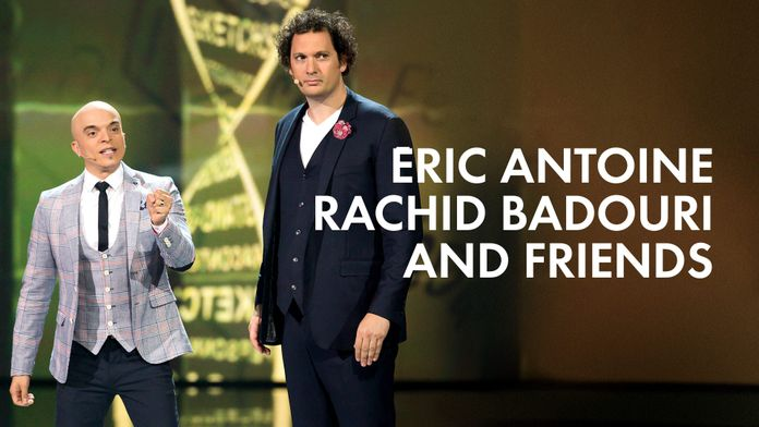 Eric Antoine, Rachid Badouri and Friends