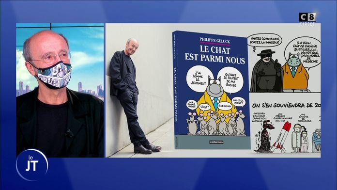L'invité du jour : Philippe Geluck