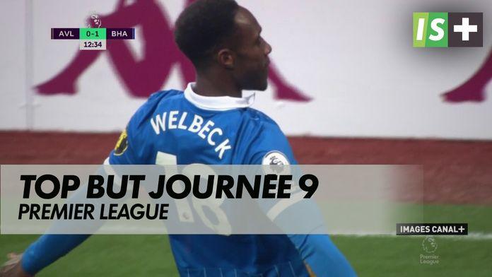 Top but 9ème journée : Premier League