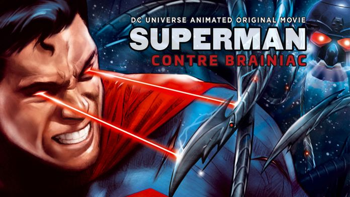 Superman contre Brainiac
