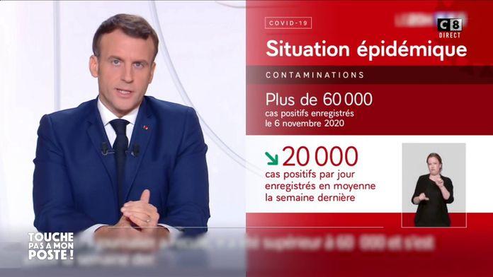 Audiences, détournements : Décryptage de l'allocution d'Emmanuel Macron