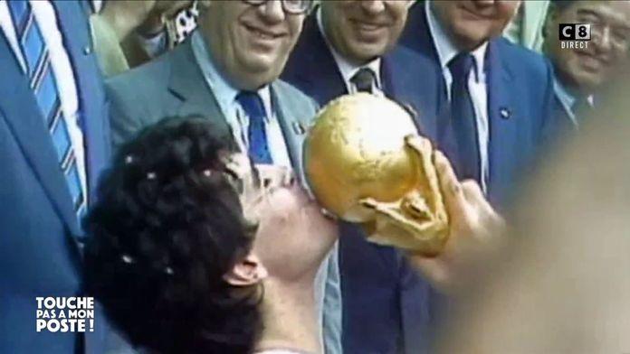 Mort de Diego Maradona : Le monde du football pleure sa légende