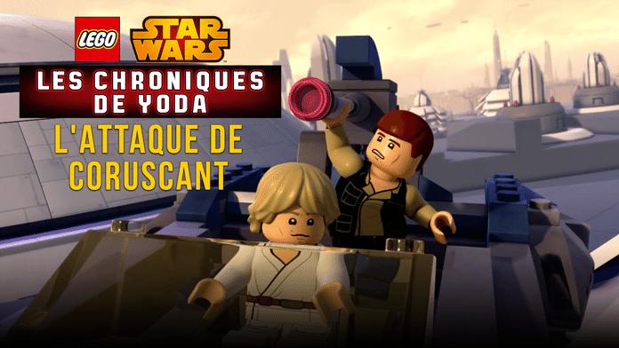LEGO Star Wars : Les Chroniques de Yoda - L'attaque de Coruscant