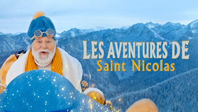 Les aventures de Saint Nicolas