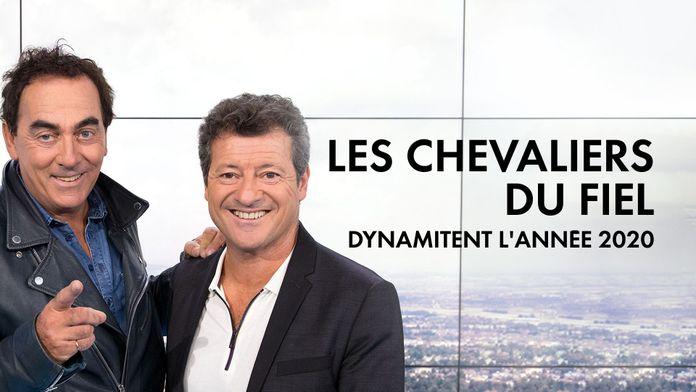 Les Chevaliers du fiel dynamitent 2020
