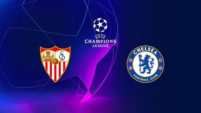 FC Séville / Chelsea