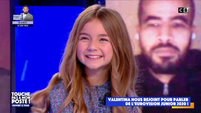 Valentina représentera la France à l'Eurovision Junior