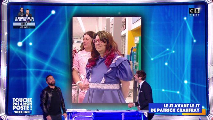 Le JT avant le JT de Patrick Chanfray : L'enfant de star de François Hollande et Larusso