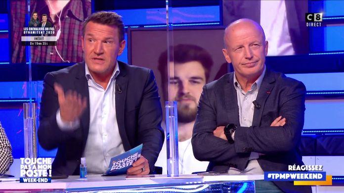 Michel, roué de coups : Benjamin Castaldi s'est procuré le procès-verbal de l'affaire