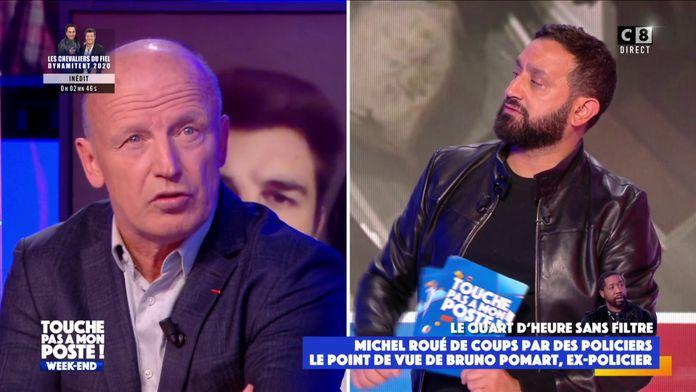 Affaire Michel, roué de coups : Selon Bruno Pomart, les policiers risquent jusqu'à 10 ans de prison