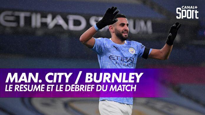 Manchester City / Burnley : résumé et débrief : Premier League, 10ème journée