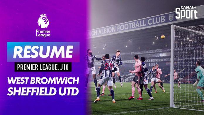 Le résumé de West Bromwich / Sheffield United