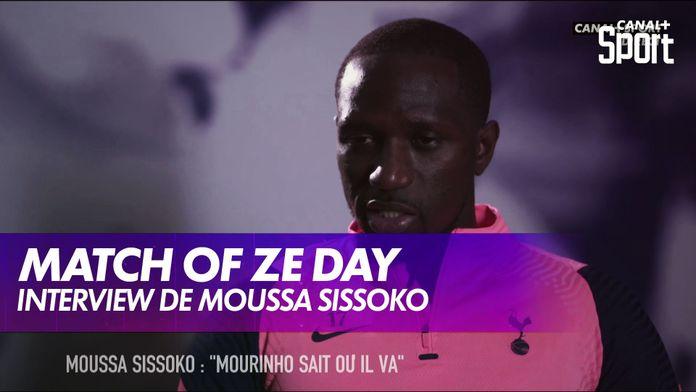 """Moussa Sissoko : """"Mourinho sait où il va"""" : Premier League"""