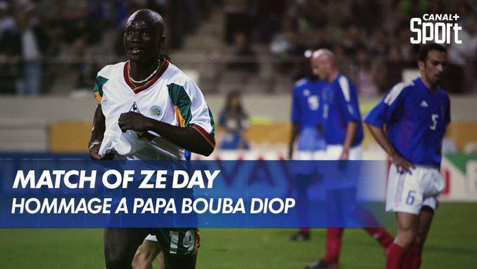 Habib Beye rend hommage à Papa Bouba Diop : Premier League