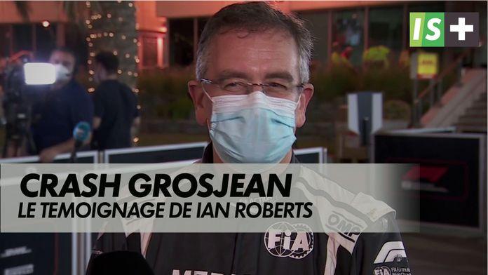 Le témoignage de Ian Roberts : Formule 1 Bahrein