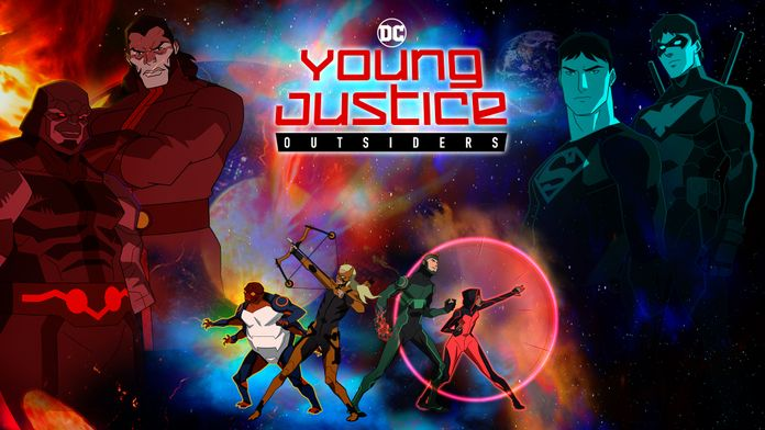 Young Justice: Outsiders : Nous, les Rois