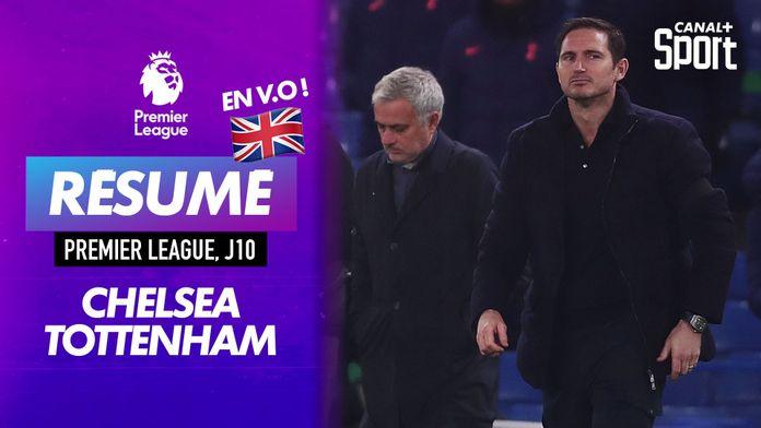 Le résumé de Chelsea - Tottenham en VO : Premier League