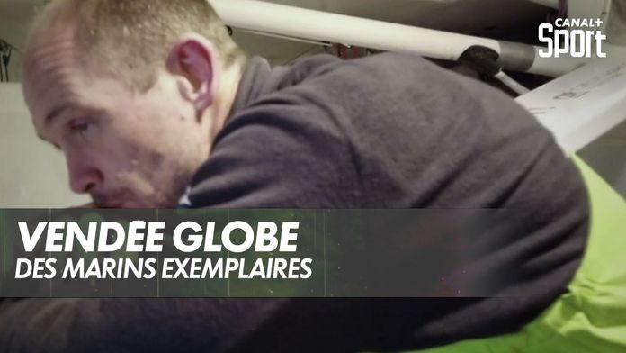 Vendée Globe : après l'angoisse, le soulagement