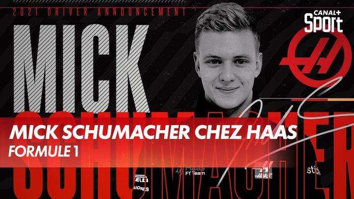 Mick Schumacher chez Haas : Formule 1