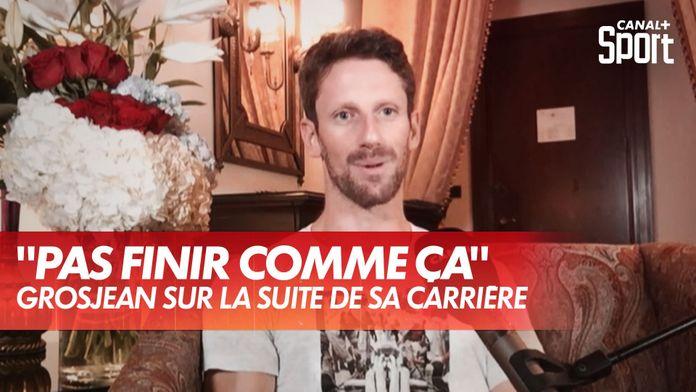 Romain Grosjean parle de la suite de sa carrière : Grand Prix de Bahrein