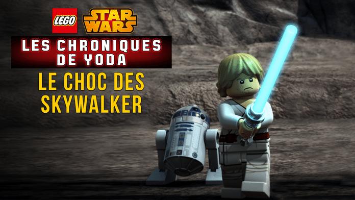 LEGO Star Wars : Les Chroniques de Yoda - Le Choc des Skywalker