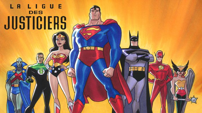 Justice League : L'invasion - 1re partie