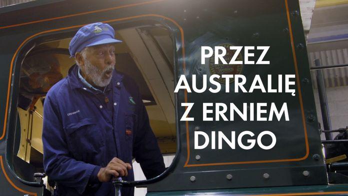 Przez Australię z Erniem Dingo