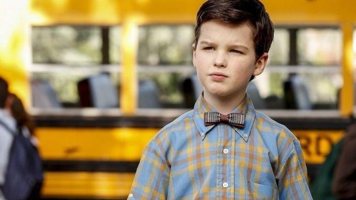 Młody Sheldon - Sezon 1