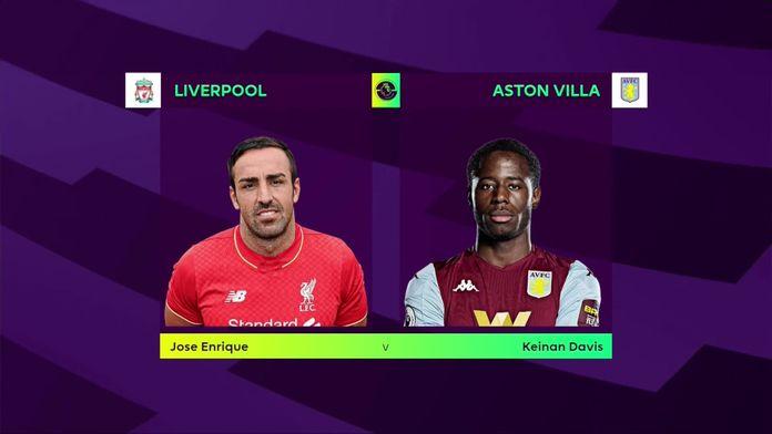 FIFA20 ePremier League: Jose Enrique - Davis - Sezon 2