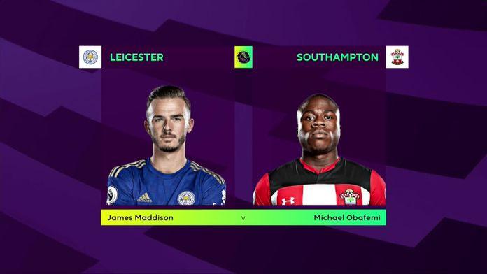 FIFA20 ePremier League: Maddison - Obafemi - Sezon 2