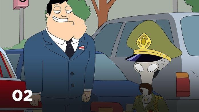 Amerykański tata - Sezon 6