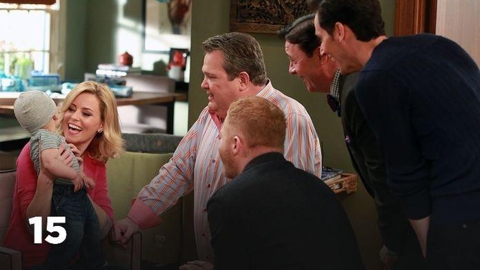 Współczesna rodzina - Sezon 6