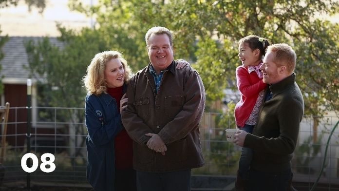Współczesna rodzina - Sezon 5