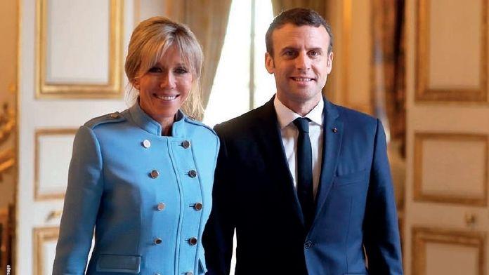 Brigitte Macron. Francuska opowieść