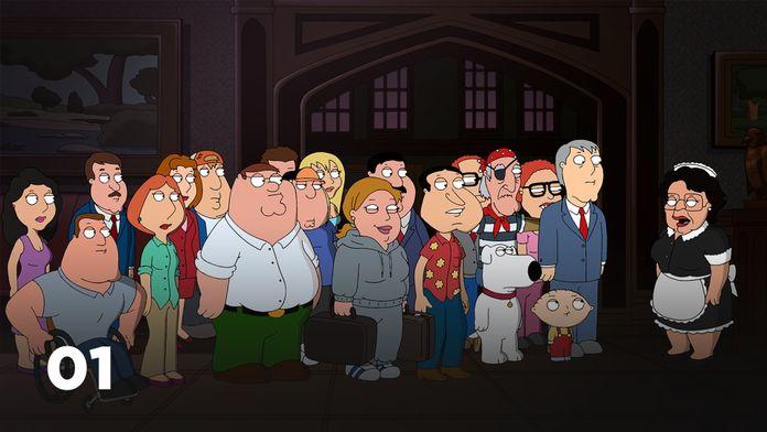 Family Guy: Głowa rodziny - Sezon 10