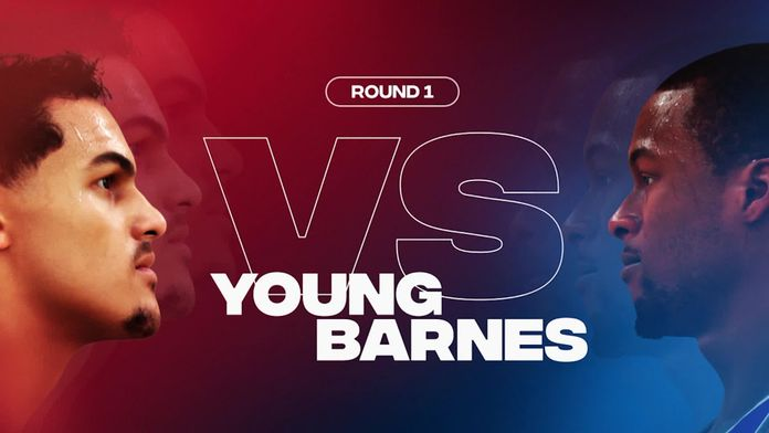 NBA2K20: Young - Barnes - Sezon 1