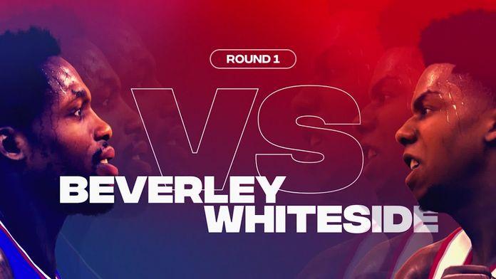 NBA2K20: Whiteside - Beverley - Sezon 1